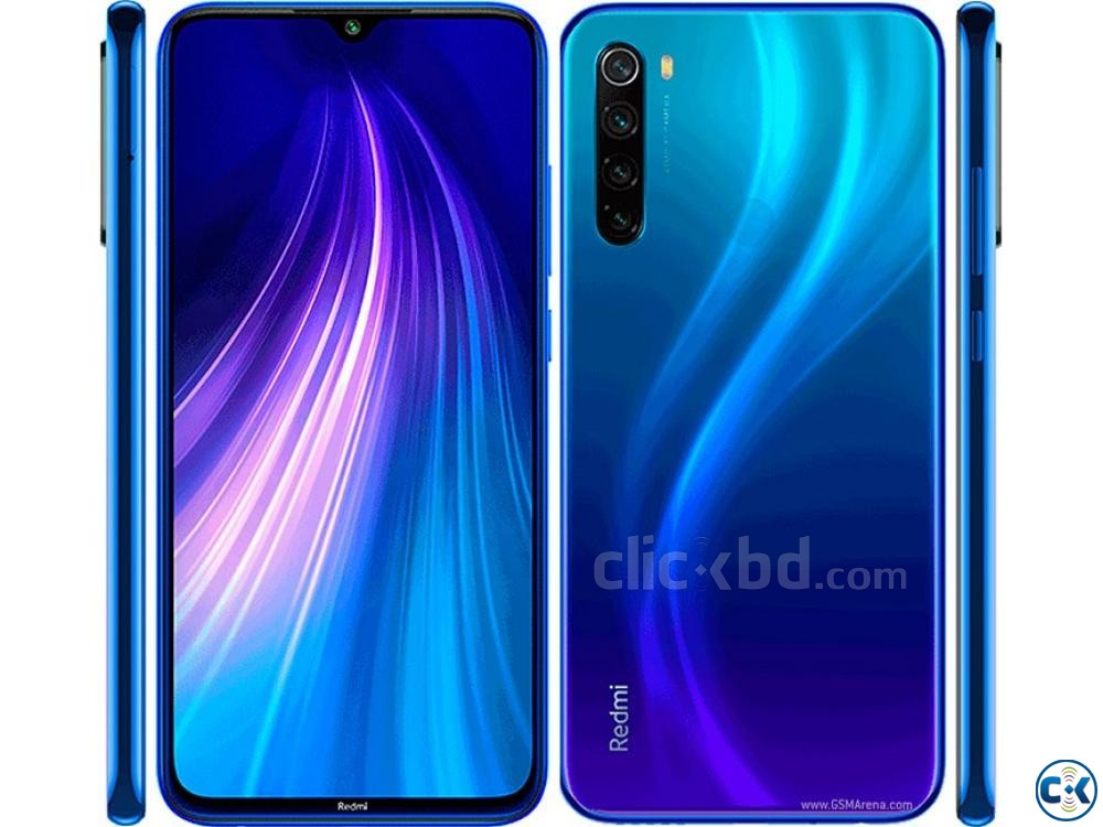 Xiaomi Note 8 128GB Black Blue White Purple 6GB RAM  | ClickBD large image 1