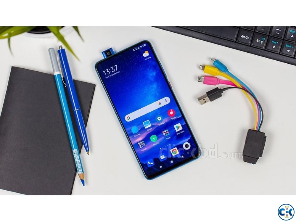 Xiaomi Mi 9T Pro 128GB Black Blue 6GB RAM  | ClickBD large image 1