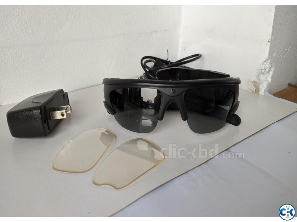 Active i Video Recording Sunglass | ClickBD large image 0