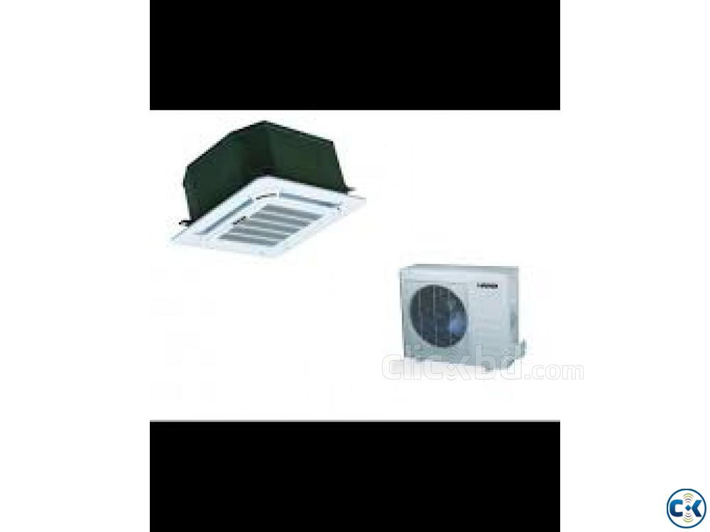 Hitachi 5.0 Ton Cassette Ceiling Type Air Conditioner AC | ClickBD large image 2