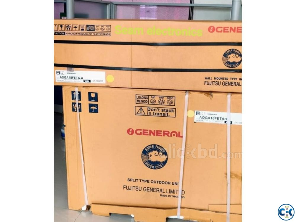 O General Cassette Type 4 Ton brand New AC Air-Conditioner | ClickBD large image 3