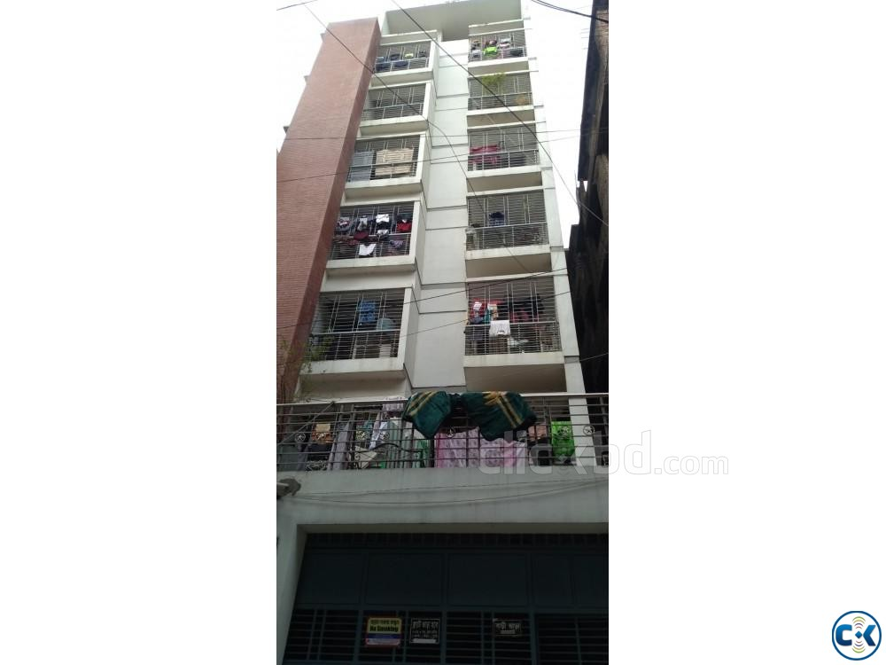 Flat for Sale at Mohammadpur | ClickBD large image 0