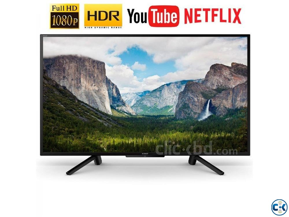 Sony Bravia W660G 43 inch LED Smart TV | ClickBD large image 2