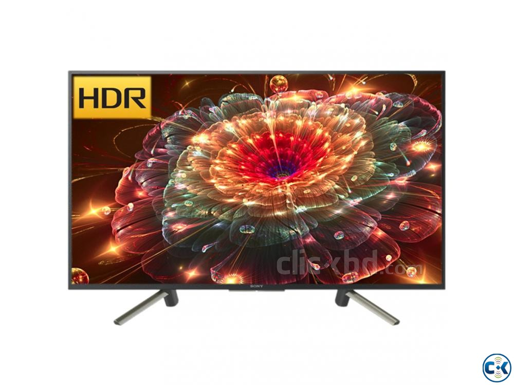 SONY BRAVIA 49X7000G 4K ULTRA HD HDR SMART TV | ClickBD large image 1