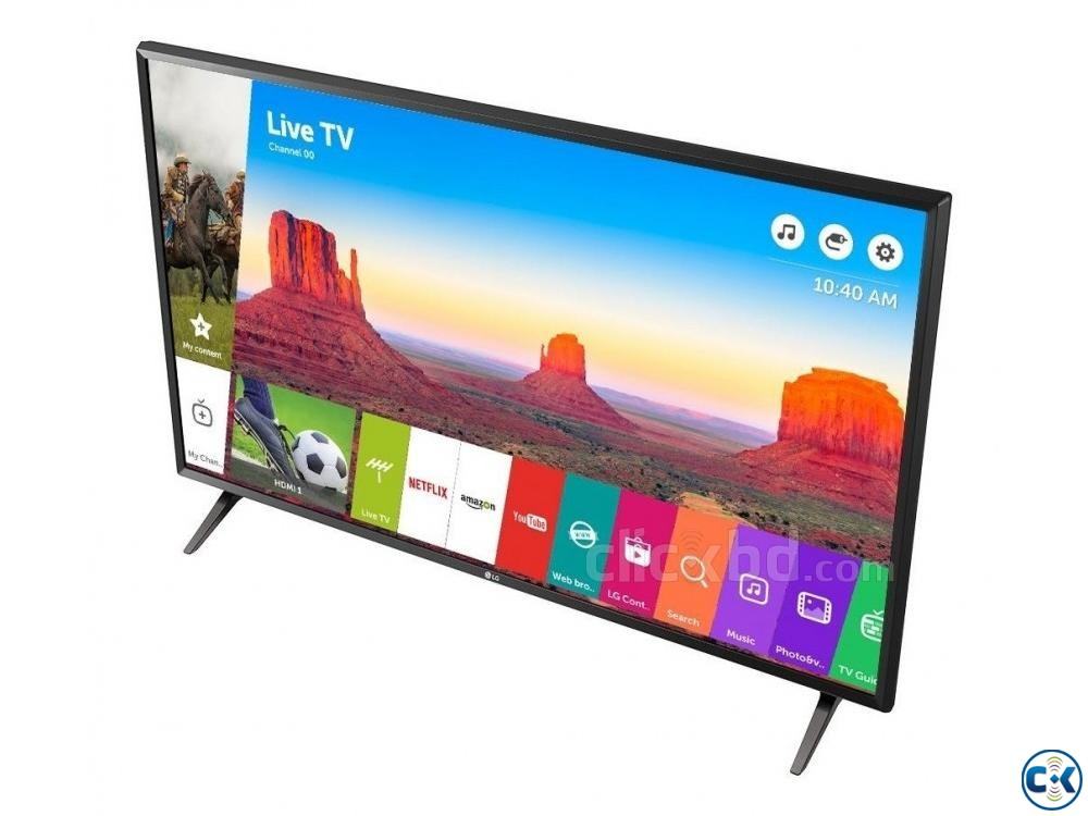 Original Smart LED LG Full HD LK5730 Tv 43  | ClickBD large image 0