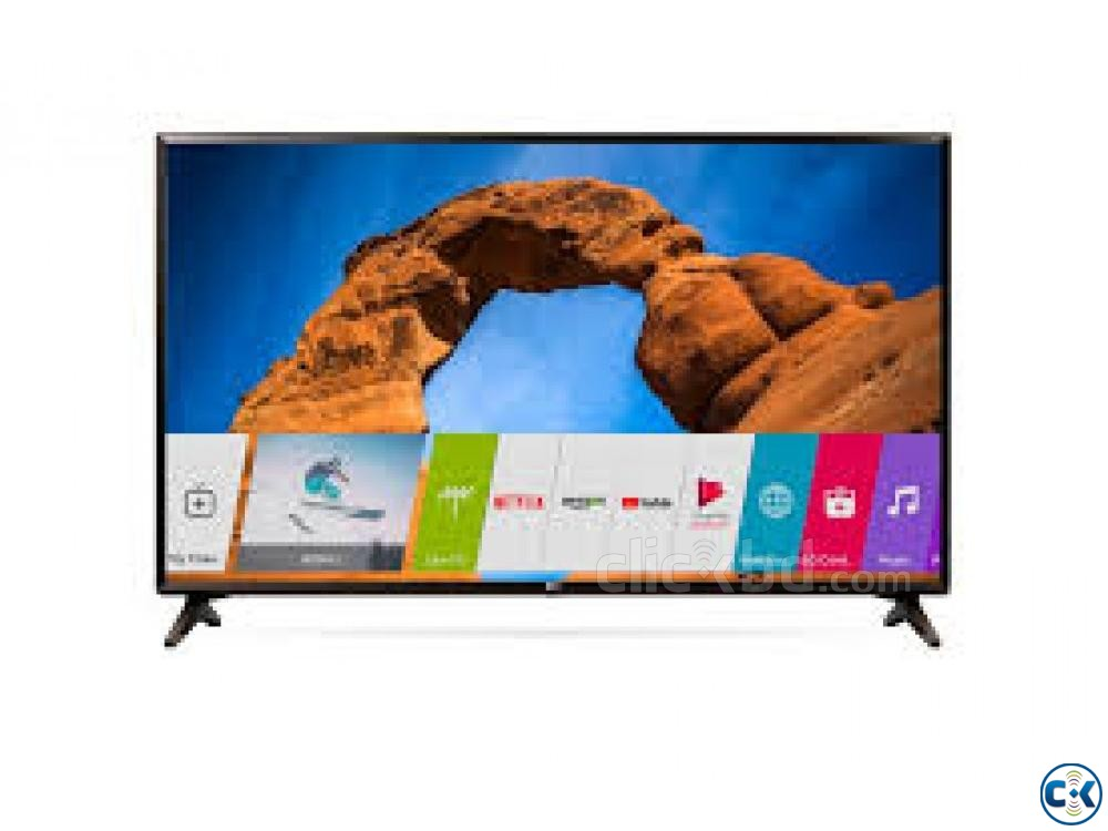 Original Smart LED LG Full HD LK5730 Tv 43  | ClickBD large image 2