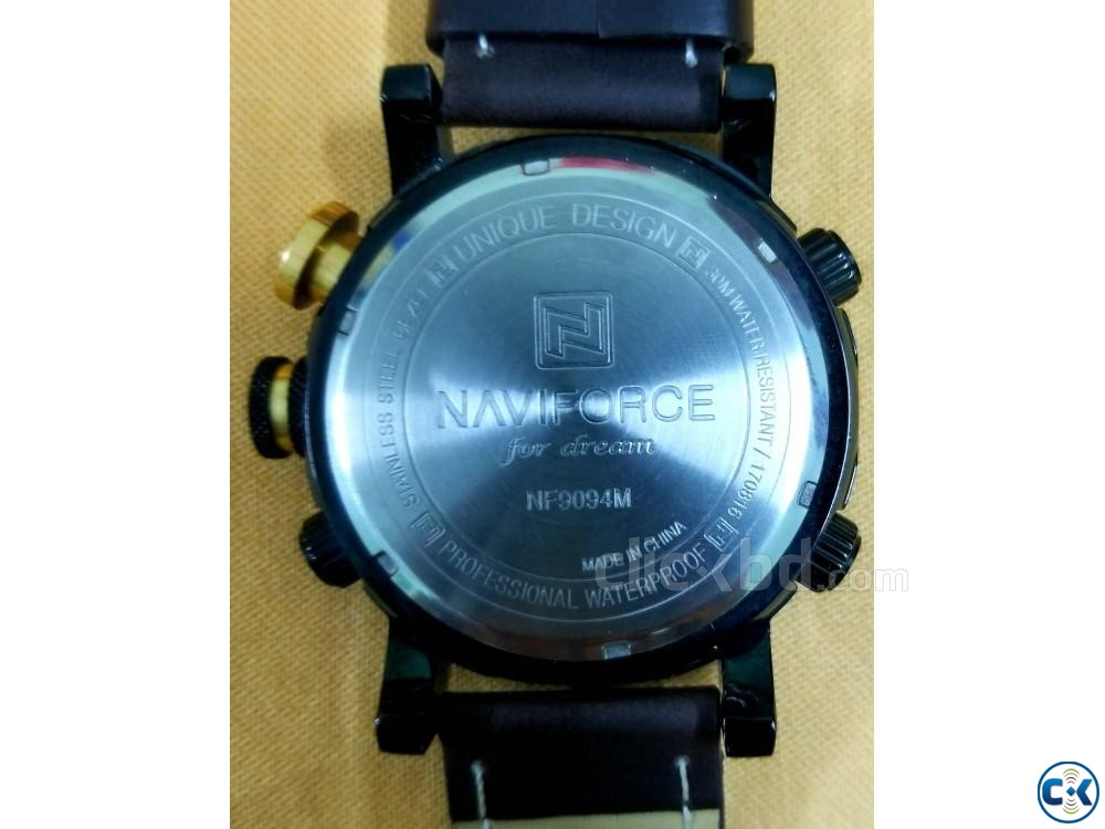 Naviforce Watch | ClickBD large image 3