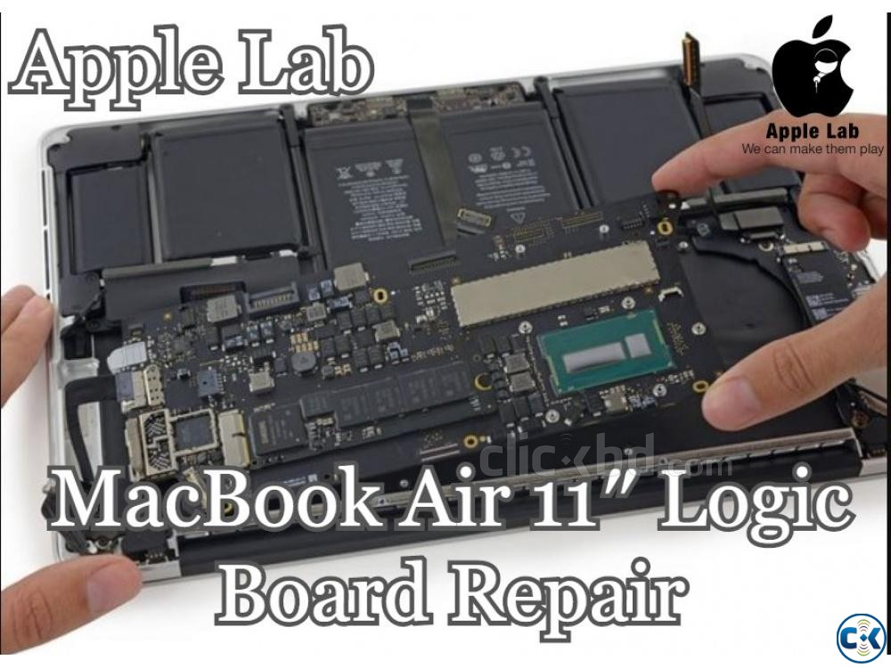 MacBook Air 11 Logic Board Repair | ClickBD large image 0