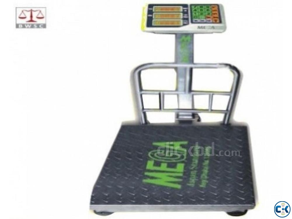 Mega Digital Weight Scales 10gm to 100 kg | ClickBD large image 0