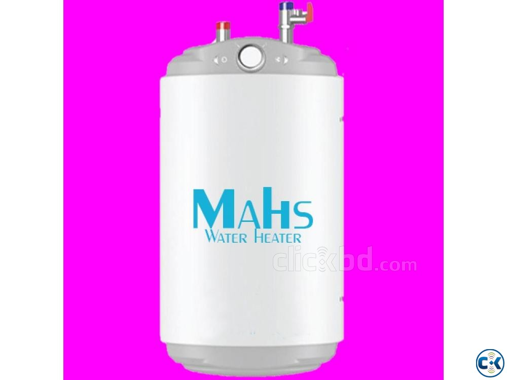 MAHS Water Heater Geyser 60 Liters | ClickBD large image 1