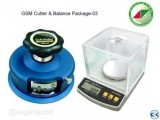 GSM Cutter Balance Package- 3