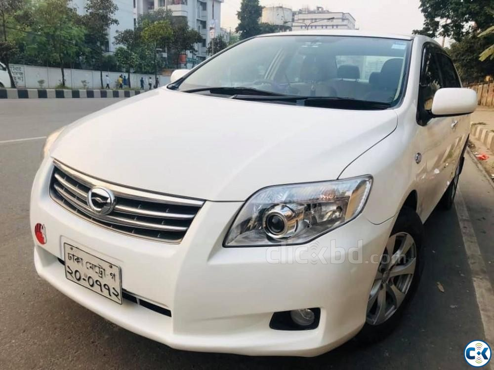 TOYOTA AXIO 2010 LIMITED | ClickBD large image 0
