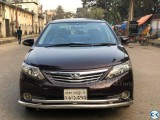 TOYOTA ALLION 2013 REDWINE PUSH START