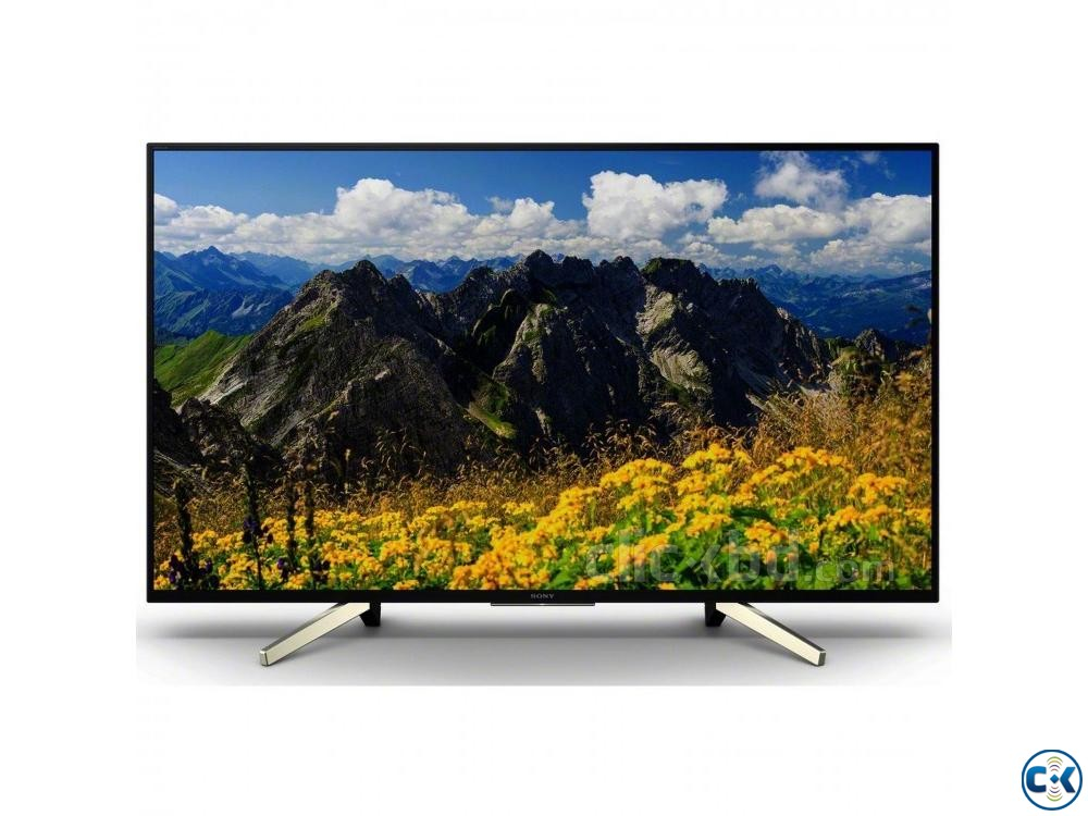 Sony Bravia W800F 43 Android FHD HDR TV | ClickBD large image 1
