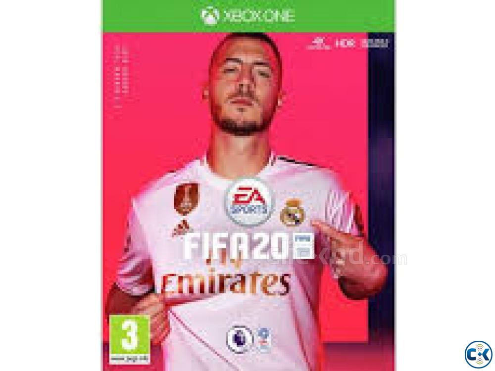 FIFA 20 xbox one | ClickBD large image 0