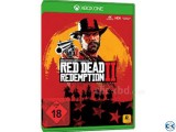 RED DEAD REDEPTION 2 XBOX ONE