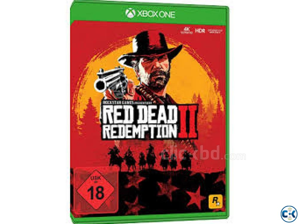 RED DEAD REDEPTION 2 XBOX ONE | ClickBD large image 0
