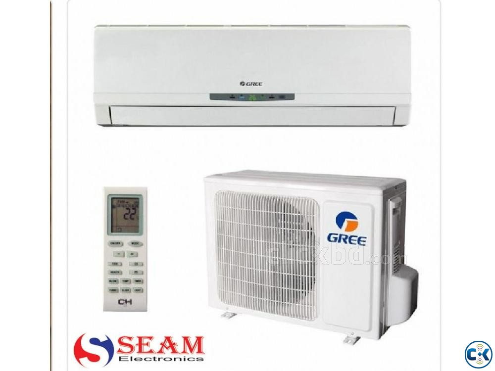 Discount Offer Gree AC 2.0 Ton Split Type AC Air-conditioner | ClickBD large image 2
