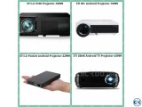 STI-4KC9 Smart Pocket Projector 32gb
