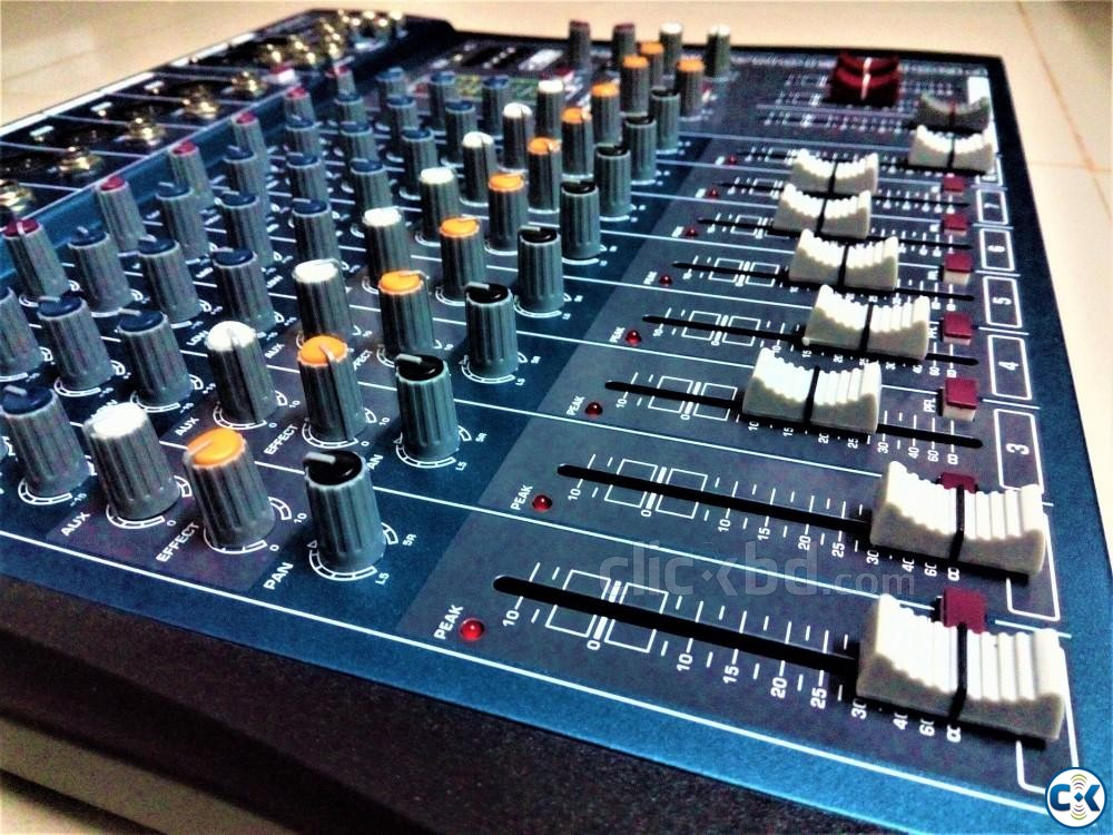 YAMAHA 8 channel Audio Mixing console 01729108371 | ClickBD large image 0