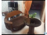 HATIL SOFA 2 2 2 With Table FREE Great Condion