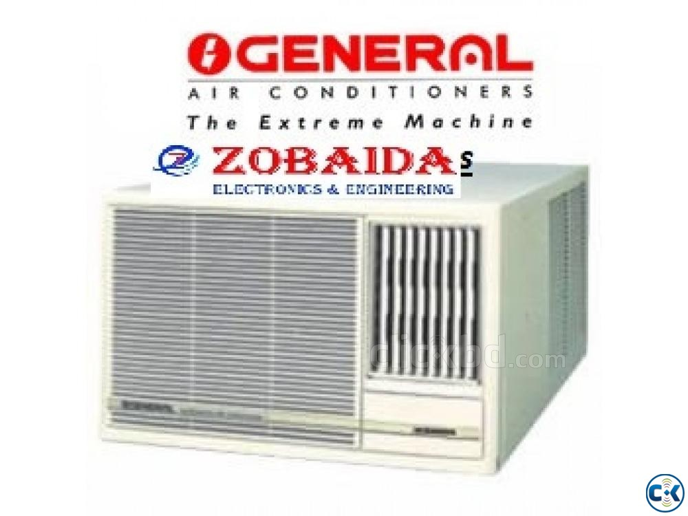 Window Type AC O General 2.0 TON AXGT24AATH JAPAN | ClickBD large image 0