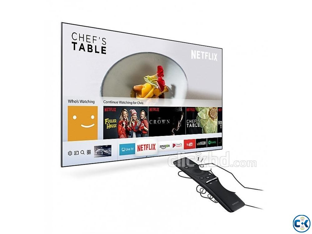 Original Thailand Samsung NU8000 82 Inch UHD Smart LED TV. | ClickBD large image 0