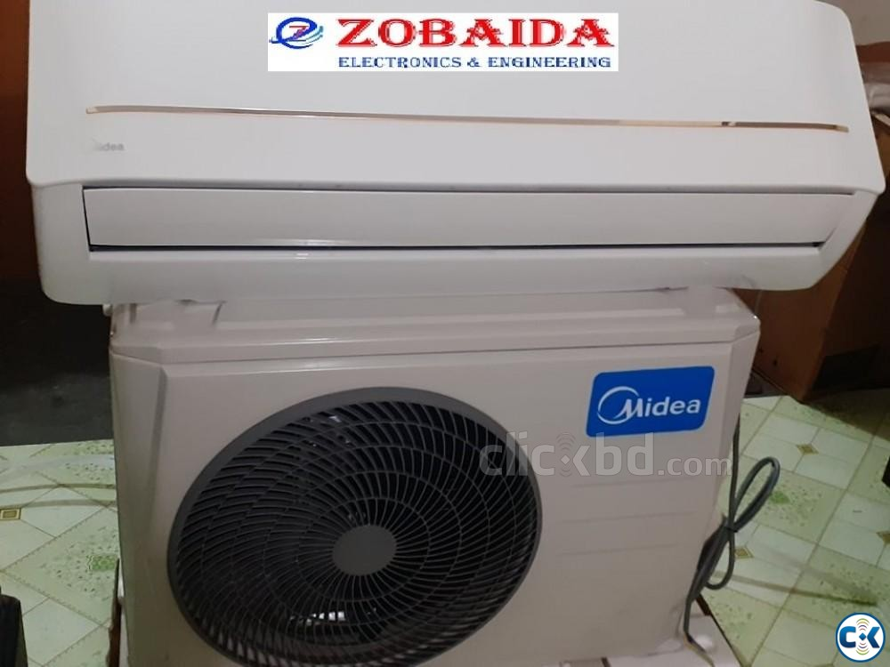 Winter Offer Midea Ac 2.5 TON Split Type price in B.D | ClickBD large image 1