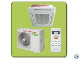 Chigo 48000 BTU 4.0 Ton AC Celling Cassette Air-Conditioner