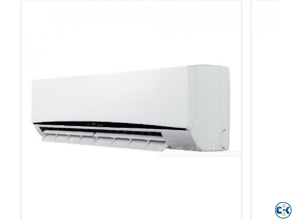 Carrier 1.0 ton split air conditioner ac has 12000 BTU | ClickBD large image 0