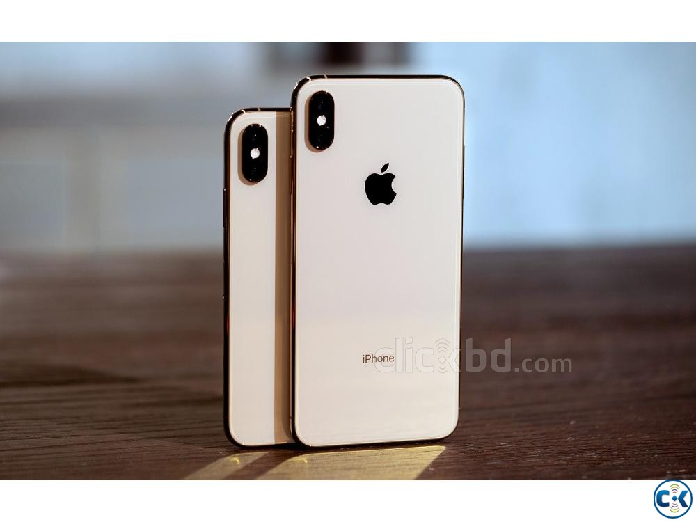 Apple iphone Xs Max 512GB Grey Gold 3GB RAM  | ClickBD large image 1