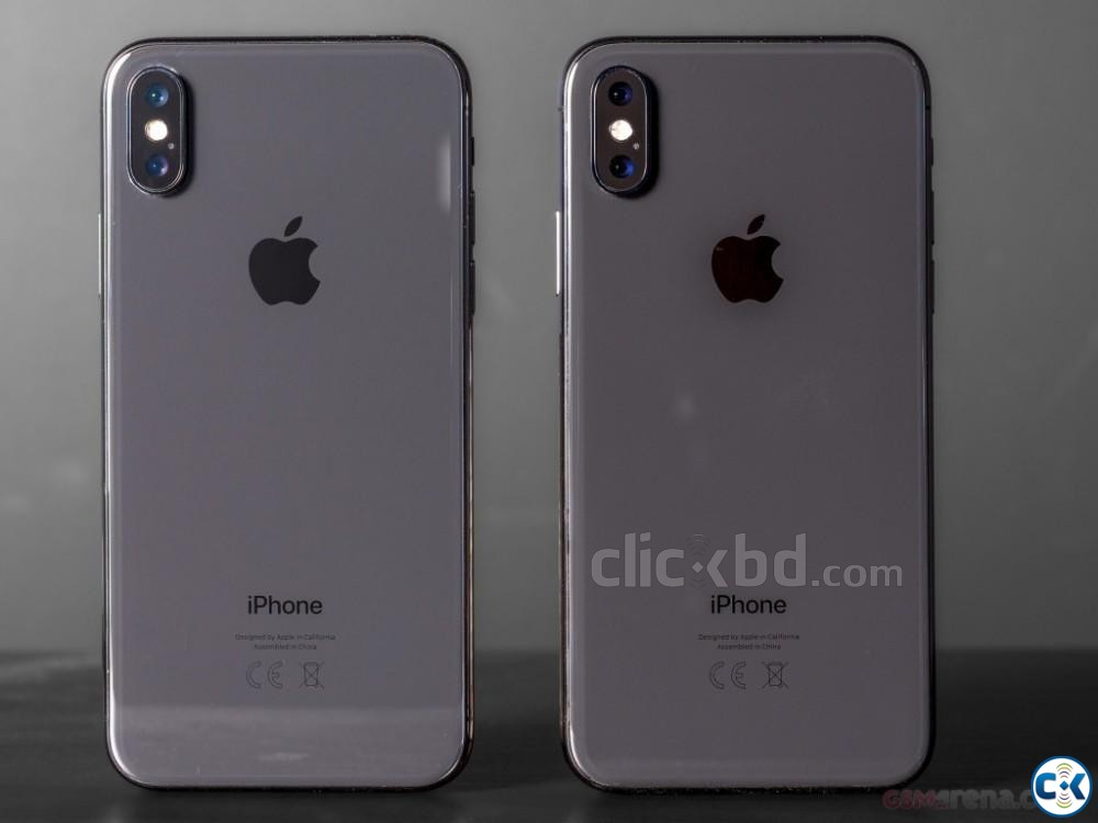 Apple iphone Xs 256GB Grey Gold 4GB RAM  | ClickBD large image 3