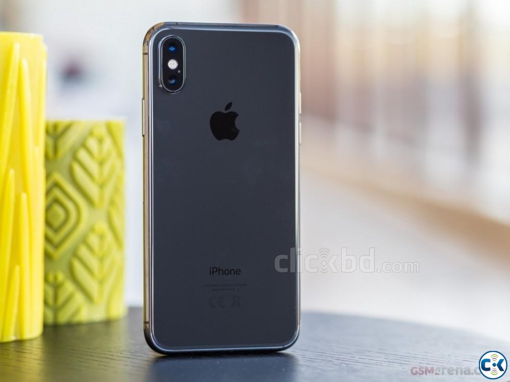 Apple iphone Xs 256GB Grey Gold 4GB RAM  | ClickBD large image 4