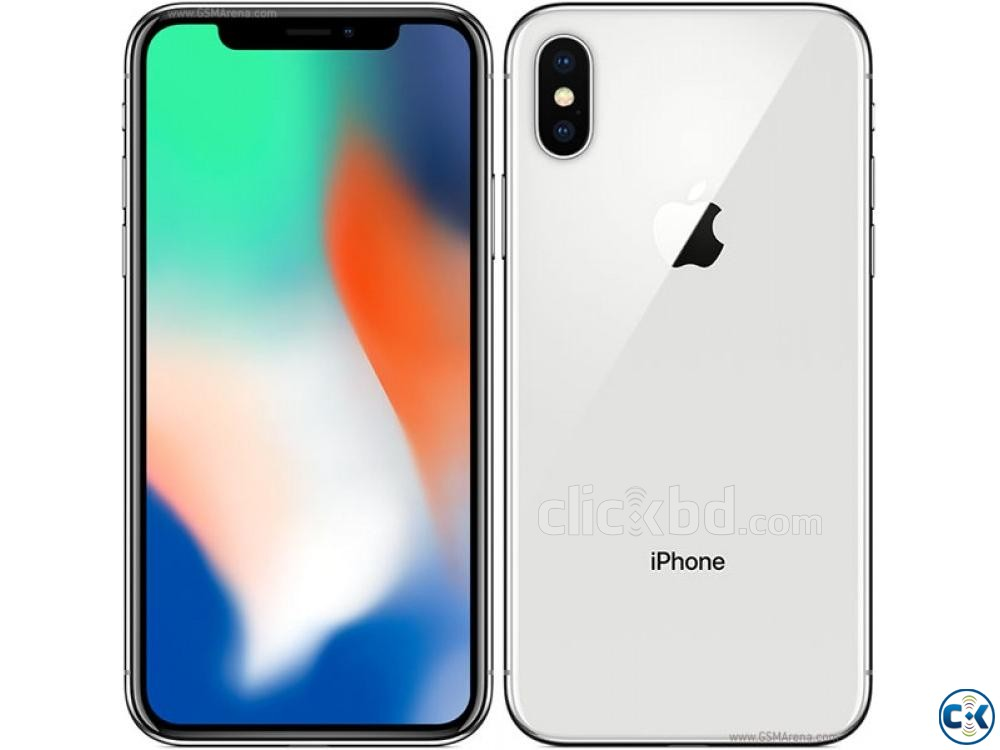 Apple iphone X 256GB Grey Gold 3GB RAM  | ClickBD large image 0