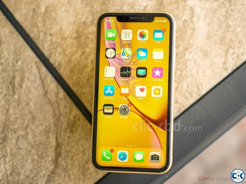 Apple iphone XR 128GB Grey Blue Yellow 3GB RAM  | ClickBD large image 3