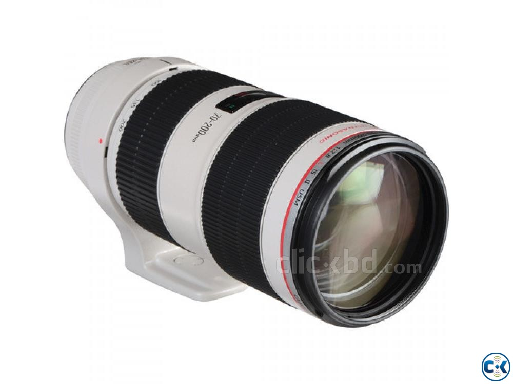 Canon EF 70-200mm f 2.8L IS II USM TelePhoto Zoom Lens | ClickBD large image 2
