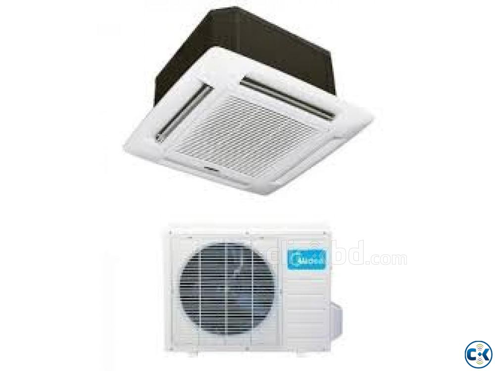 Air Conditioner MIDEA 5.0 Ton Celling Cassette Type ac | ClickBD large image 4