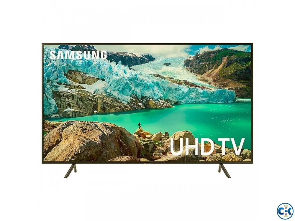 Samsung RU7100 75 Class HDR 4K UHD Smart | ClickBD large image 1