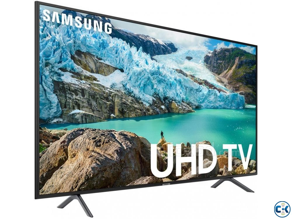 Samsung RU7100 75 Class HDR 4K UHD Smart | ClickBD large image 2