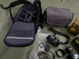 NIKON D7100 AND ACCESSORIES