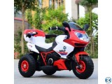 Kids ride on rechargeable motorcycle