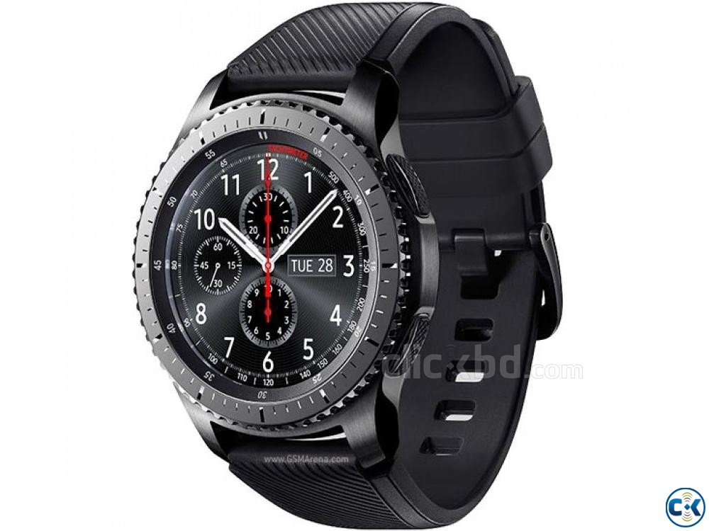 Samsung Galaxy Gear S3 Frontier | ClickBD large image 0
