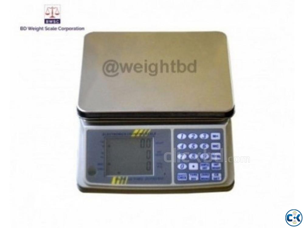 Counting Weighing Scale 6kg | ClickBD large image 0
