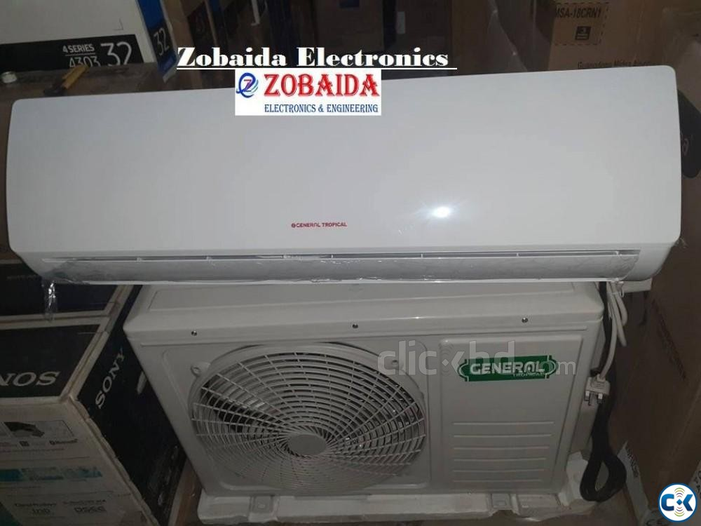 Topical General 12000 BTU 1.0 TON SPLIT AC Dhamaka Offer  | ClickBD large image 0