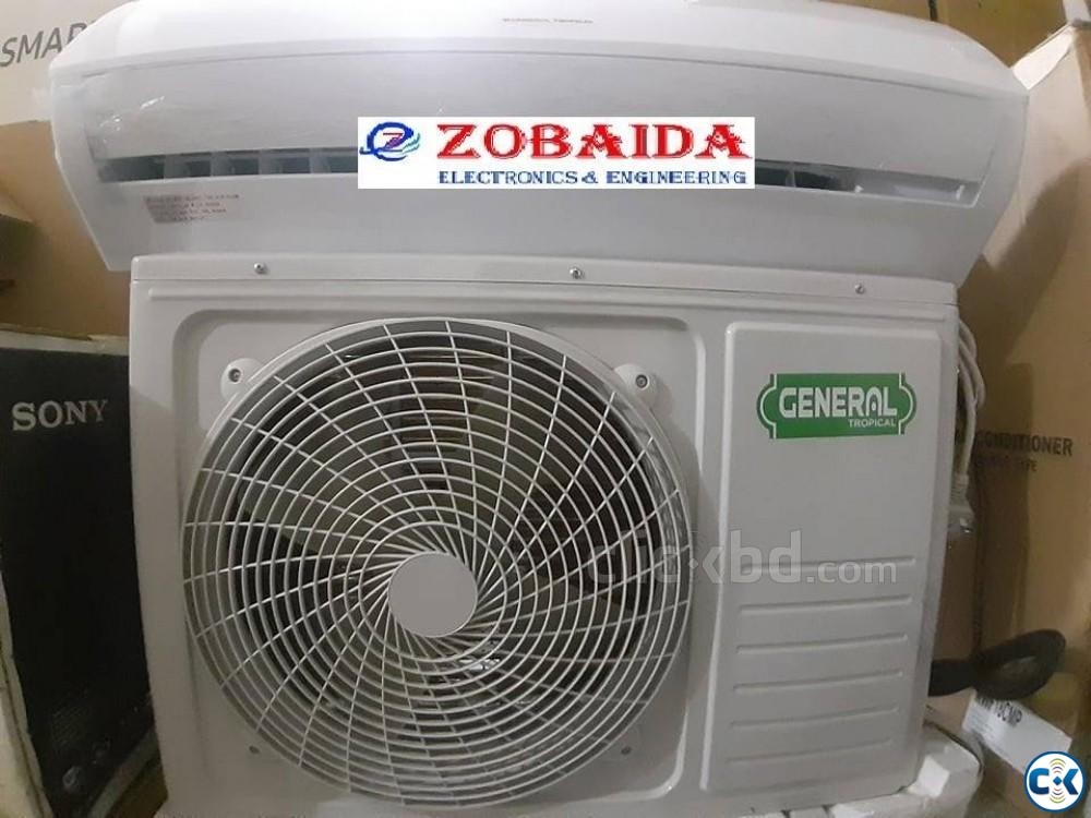 Topical General 12000 BTU 1.0 TON SPLIT AC Dhamaka Offer  | ClickBD large image 1