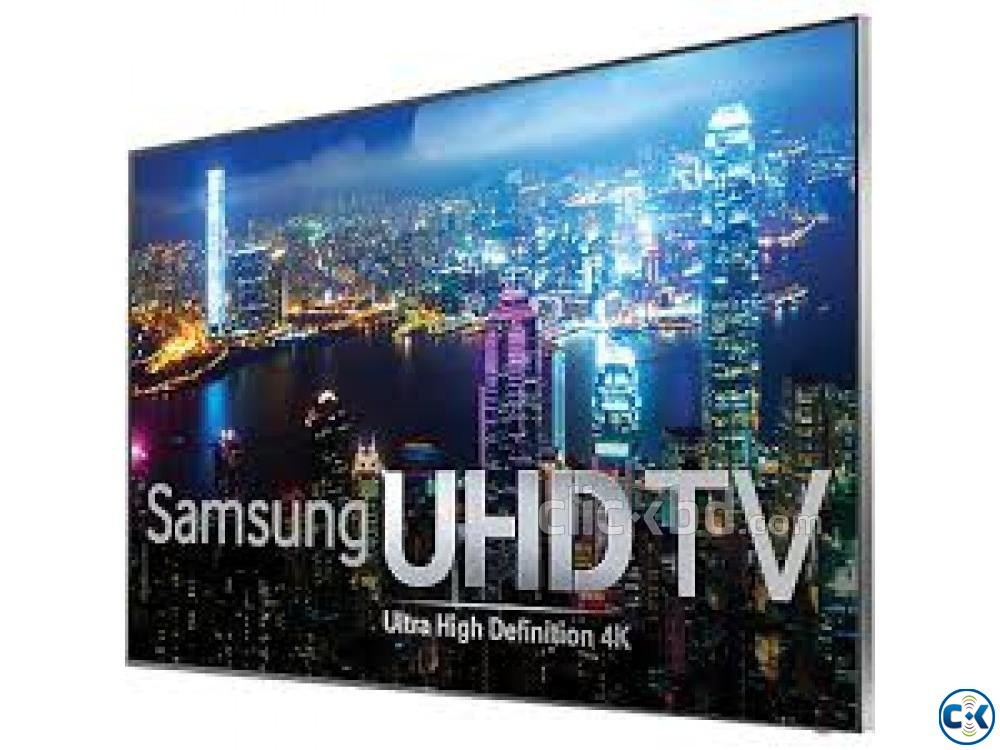 Samsung NU8000 82 Inch UHD Smart LED TV Original Thailand  | ClickBD large image 1
