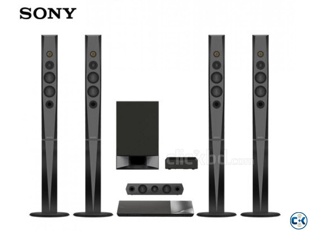 sony Blu-ray Home System with Bluetooth BDV-N9200W | ClickBD large image 0