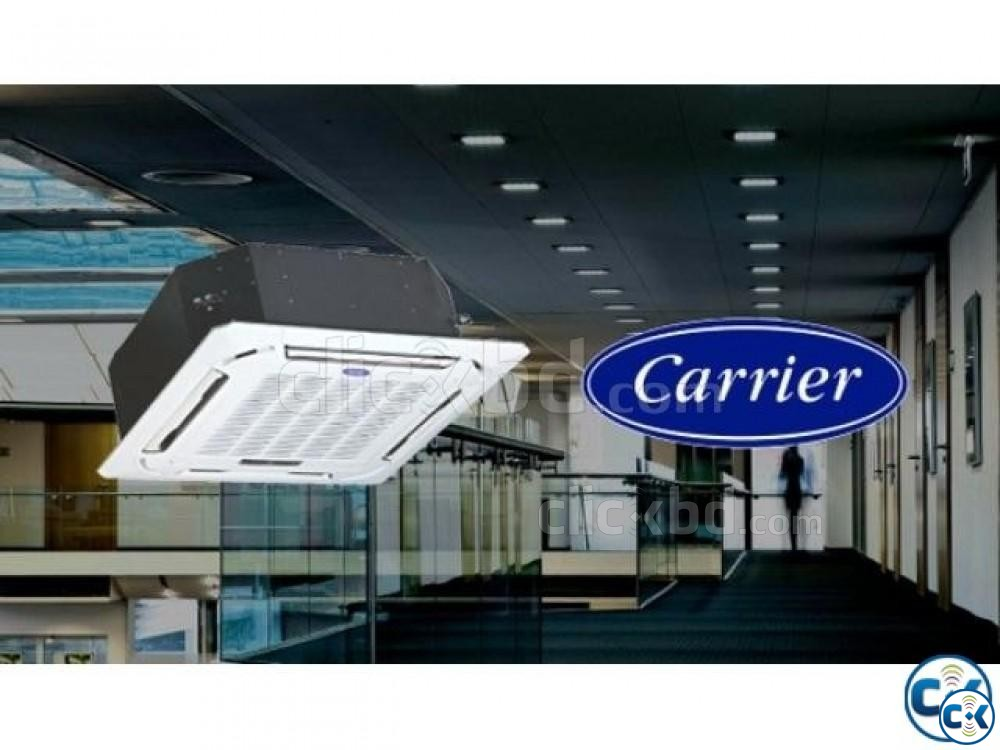 3.0 TON CARRIER Cassette Air Conditioner AC | ClickBD large image 1