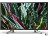 For January Sony Bravia 55 X8000G 4K Android