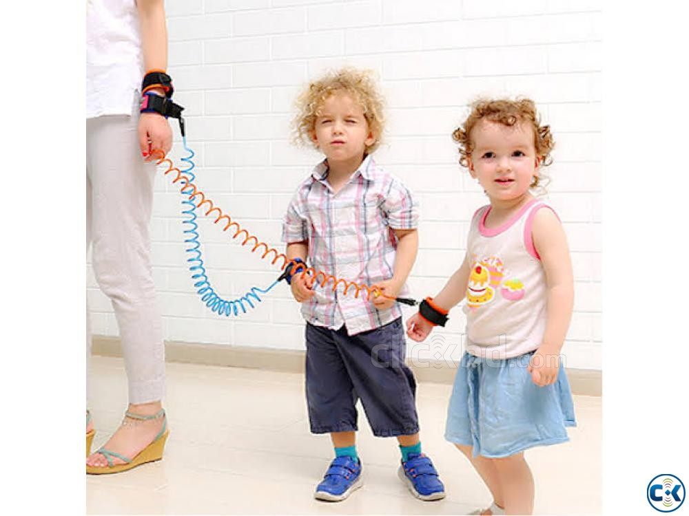Child Safety Anti Lost Wrist Strap Kids Safety Anti Lost W | ClickBD large image 0